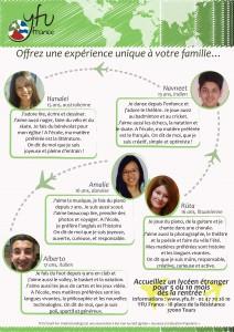 Accuillir avec YFU France